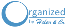 Organized by Helen Logo
